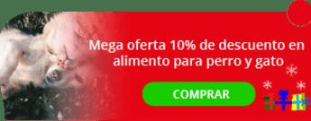 Mega oferta 10% de descuento en alimento para perro y gato - vets2home
