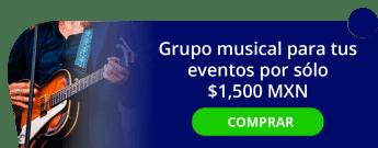"""Grupo musical para tus eventos por sólo $1,500 MXN - """"Dueto Vocal Zamar"""""""