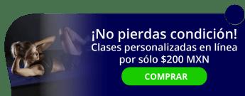 ¡No pierdas condición esta cuarentena! Clases de Powerfit por sólo $200 MXN - Powerfit