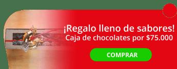 Regalo Caja De Chocolates por $75.000 - Entre sabores bakery