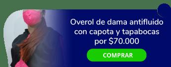 Overol dama antifluido por $70.000 - Adrianos Tejidos