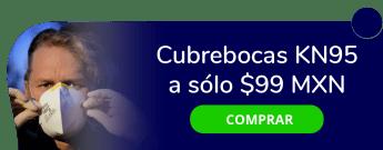 Protégete de los virus, cubrebocas KN95 a sólo $99 MXN - AMJ seguridad industrial limpieza y sanitizacion