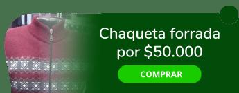 Gusthextil - Chaqueta forrada por $50.000