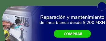 ¡Cuida tu dinero! Servicio de reparación y mantenimiento de línea blanca desde $ 200 MXN - Servi-White