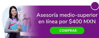 ¿Tienes problemas con tus clases? Asesoría medio-superior en línea por $400 MXN - Asesores Para Tí