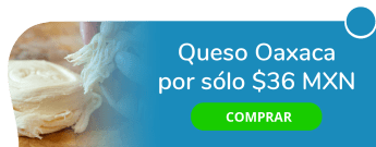 ¡Todo para tus platillos! Queso Oaxaca por sólo $36 MXN - Tolmev energias