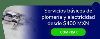 Servicios básicos de plomería y electricidad desde $400 MXN - SIMAH Servicios Integrales De Mantenimiento Y Asistencia Al Hogar