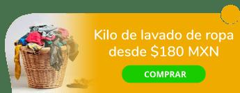 Kilo de lavado de ropa desde $180 MXN - Supra Lavandería