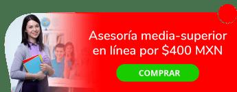 Asesoría medio-superior en línea por $400 MXN - Asesores Para Tí