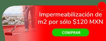 Impermeabilización a $120 MXN el m2. - Casa S.o.s