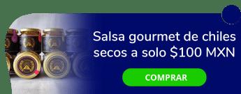 Salsa gourmet de chiles secos a sólo $100 MXN - Tonalcalli Gourmet