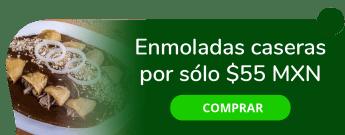 Enmoladas caseras (1 orden) por sólo $55 MXN - El Potzollito