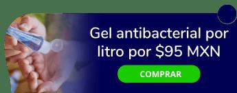 Gel antibacterial por litro por sólo $95 MXN - Perfumería Yes