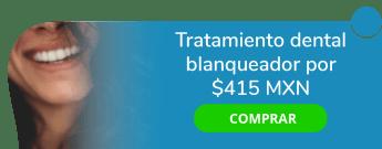 Tratamiento dental blanqueador a sólo $415 MXN - Spa Virtual