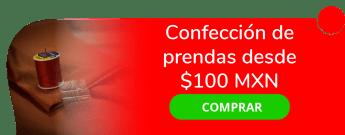 Confección de prendas desde $100 MXN - Diseños Aramburo