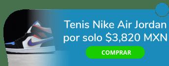 Tenis Nike air jordan 1 mid laker/ chicago rivales por sólo $3,820 MXN - Sneakers J&C