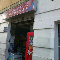 Salsamentaria H.C en Bogotá