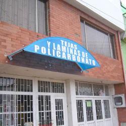 Tejas y Láminas de Policarbonato en Bogotá