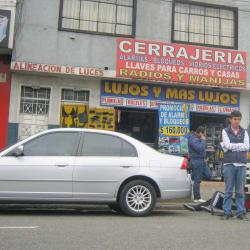 Cerrajería Calle 1 con 18A en Bogotá
