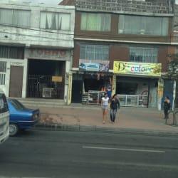 Torno Calle 59 en Bogotá