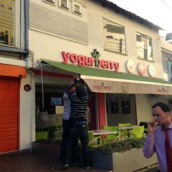 YogurBerry en Bogotá