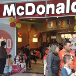 McDonald's San Rafael en Bogotá