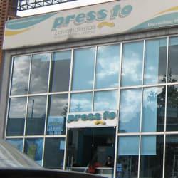 Lavandería Pressto en Bogotá