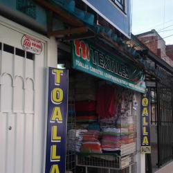 Sebantex Textiles Carrera 52C en Bogotá