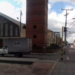 Barrio Alfonso Lopez en Bogotá
