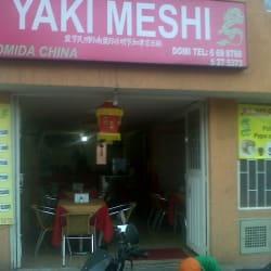 Yaki Meshi en Bogotá