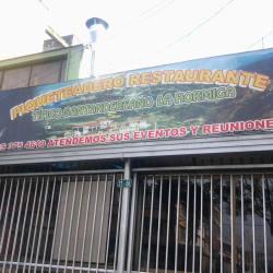 Restaurante La Hormiga en Bogotá