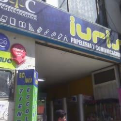 Café Internet BC Luris Papelería  en Bogotá