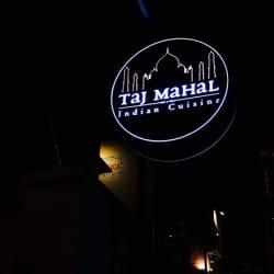 Taj Mahal en Bogotá