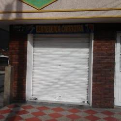 Ferretería Cardona en Bogotá