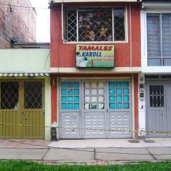 Tamales Karoll en Bogotá