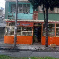 Califruver en Bogotá