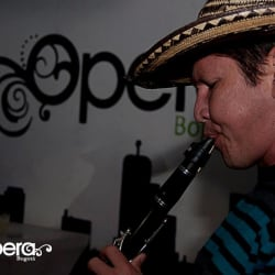 Opera Bar en Bogotá