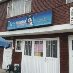 Helados Mickey en Bogotá