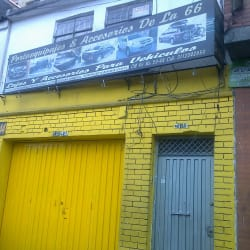 Portaequipajes & Accesorios de la 66 en Bogotá