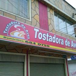 Tostadora De Aves en Bogotá