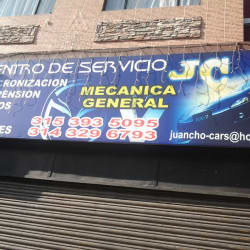 Centro de Servicio JC en Bogotá
