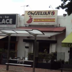 Chef Julian  en Bogotá