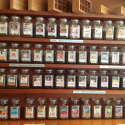Tea Shop El Retiro en Bogotá