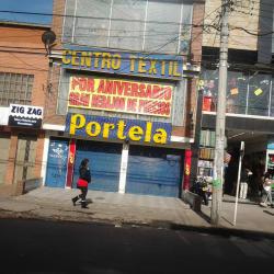 Centro Textil Portela en Bogotá