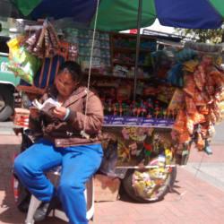 Carrito de los Dulces Carrera 15 # 102  en Bogotá