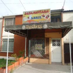 Salsamentaria Abril en Bogotá