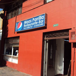 Maos Parrilla Restaurnate Bar en Bogotá