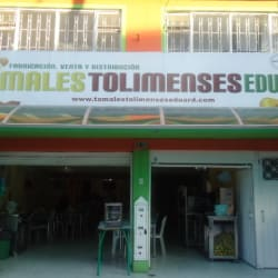 Tamales Tolimenses Eduard en Bogotá