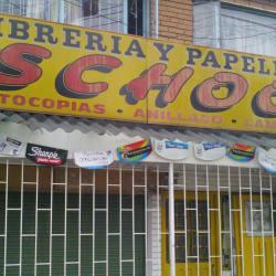 Librería y Papelería ESCHOOL en Bogotá