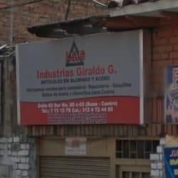 Industrias Giraldo G en Bogotá